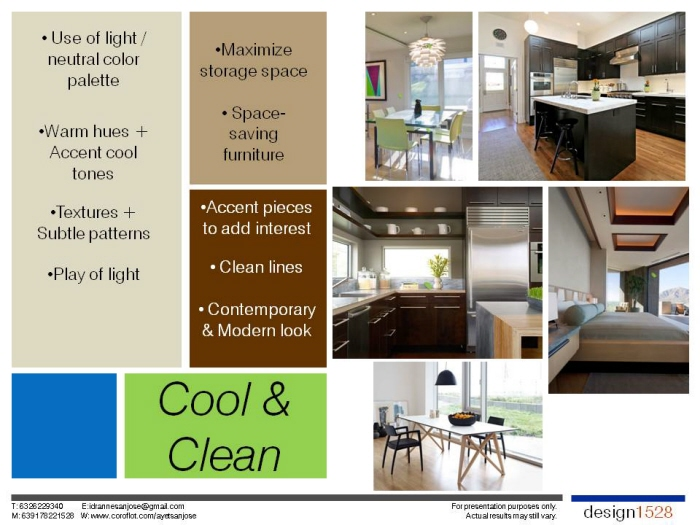 3 Bedroom Condo At One Accolade DMCI Quezon City By Anne Margaret Ayet San Jose Aniag Design1528 Coroflot