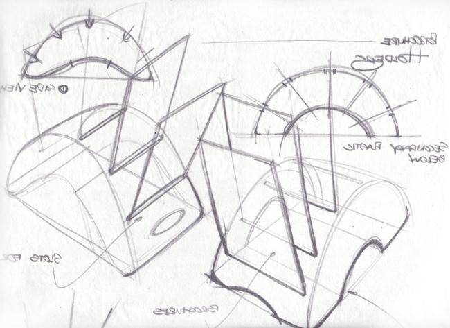 Sketches And Doodles By Erik Klemm At Coroflot Com