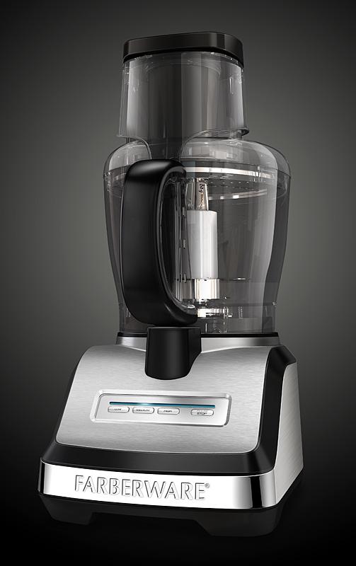 Blender food processor puree or soup