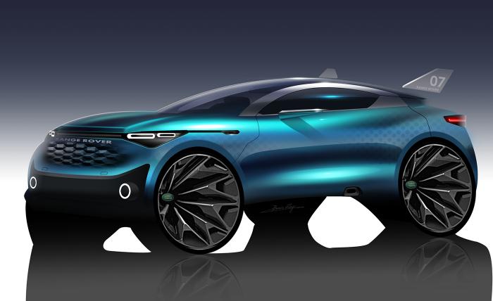 Rangerover Suv Concept Design By Boris Wang At Coroflot Com