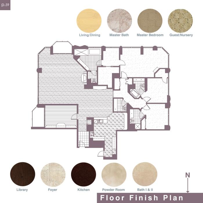 Finish Floor Plan Part - 32: QView Full Size. Residentail Floor Finish Plan