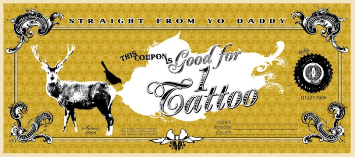 Tattoo discount coupons in pune