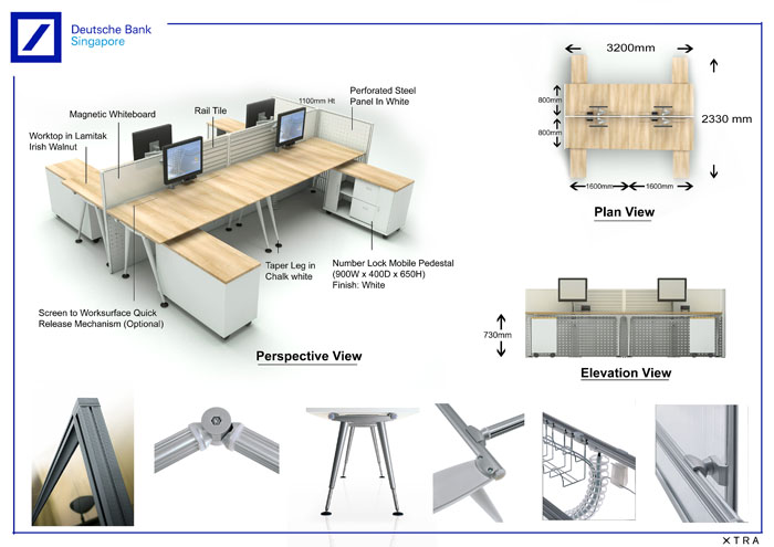 3d Interior Architecture And Furniture Visualisation By