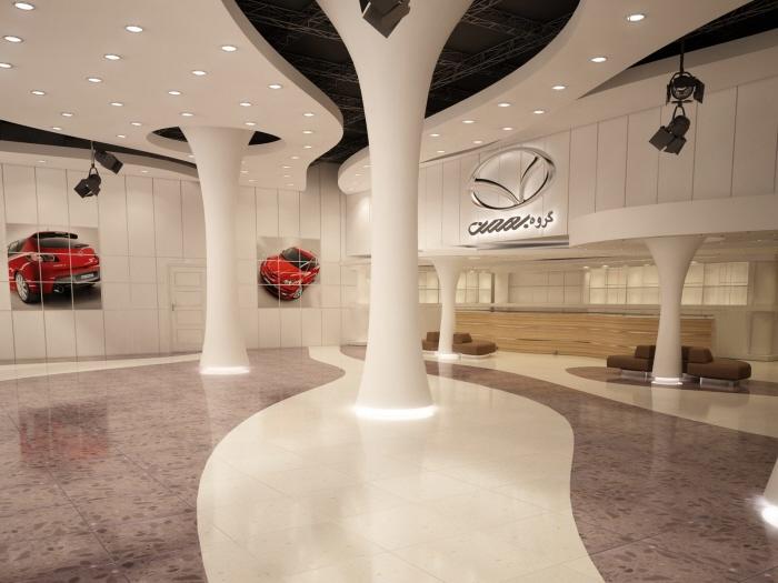 interior by omid seraj at coroflotcom