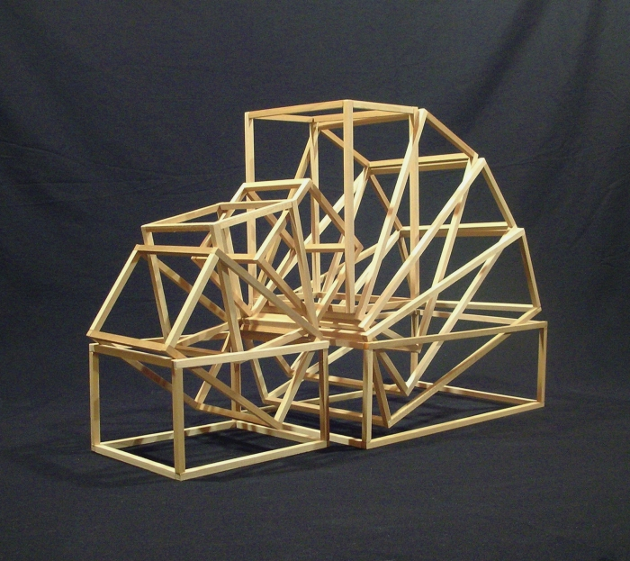 balsa wood structures