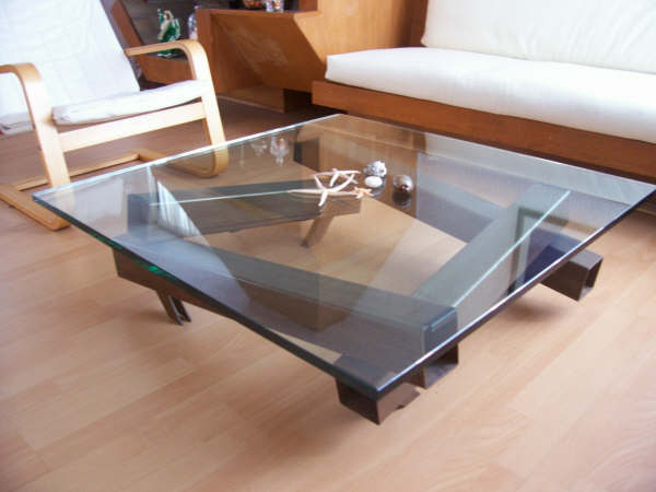 Interior desing by ivan hernandez arellano at for Center table design