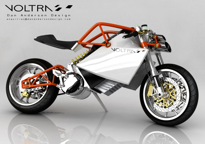 Voltra Motorcycle By Dan Anderson At Coroflot Com
