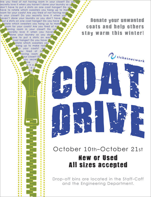 Coat drive flyer tn coat drive flyer