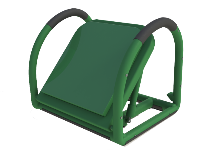 EasyKneel Garden Kneeler by Andrew Castle at Coroflotcom