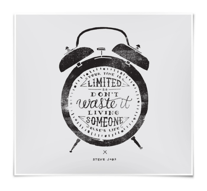Calendar Typography Yahoo : Inspirational typographic quotes by marta harding at