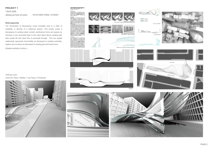 How to Design the Perfect Portfolio for an Architecture Student