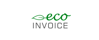 My Logo Designs Eco Invoice   Eco Invoice Logos For Approval  Invoice Logo