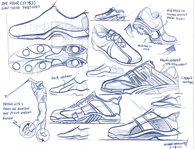 shoes sketches designs style guru fashion glitz