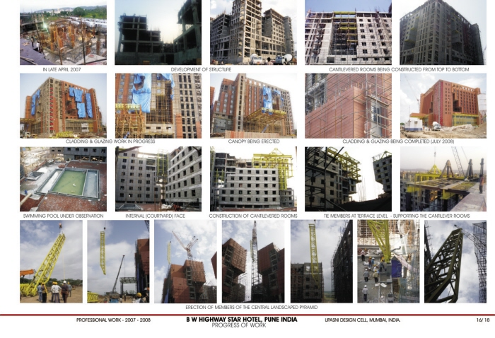Professional work by gaurav agrawal at for Architecture firms for internship in mumbai