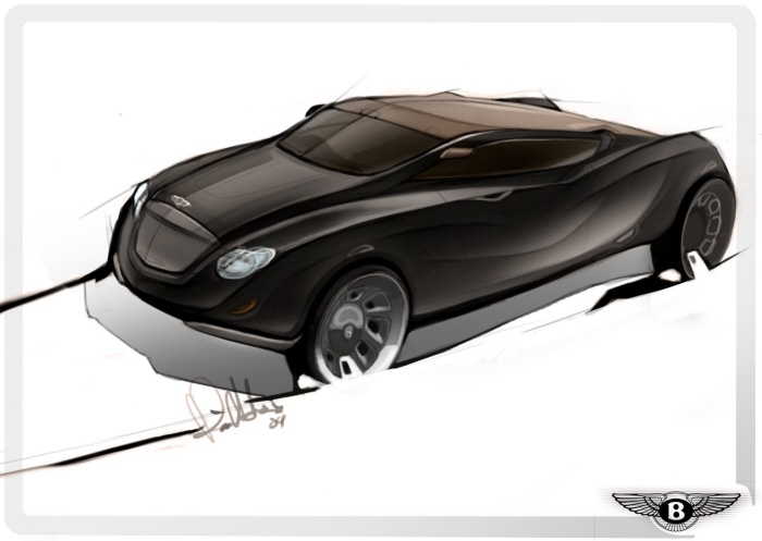 2010 Bentley Coupe Interior. David Hardie Bentley Coupe