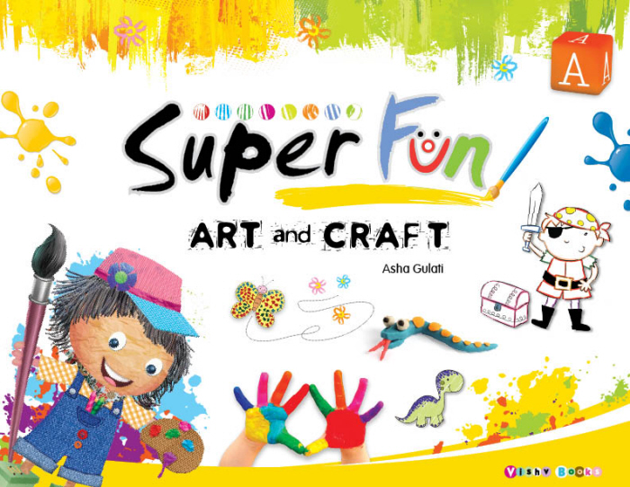 Art And Craft Book Cover : Children book cover by devesh sharma at coroflot
