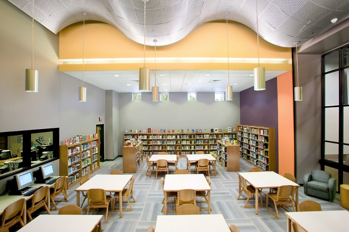 Educational design by susan conklin at - Interior design jobs grand rapids mi ...