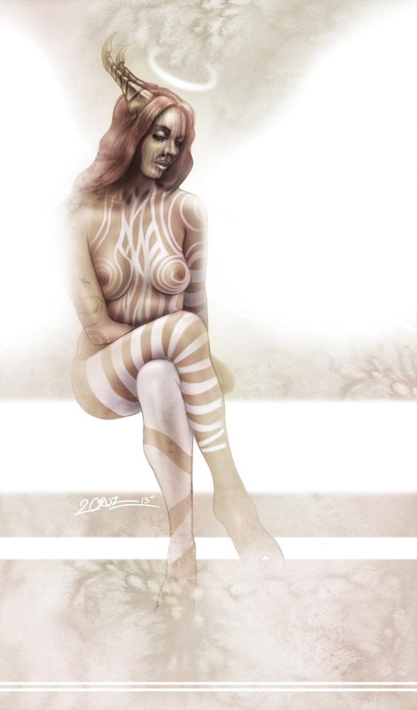 illustrations by Ludwin Cruz at Coroflot.com
