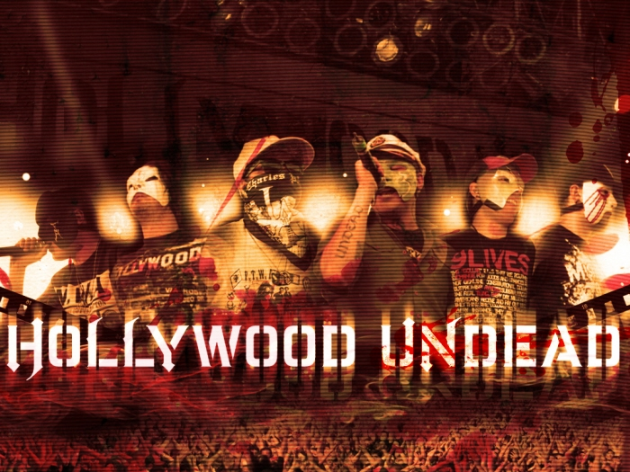 hollywood undead wallpapers. Hollywood Undead wallpaper