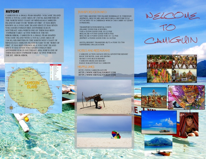 Brochure Design By Hai Son De Leon At Coroflot Com