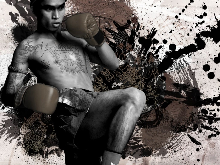 Muay Thai wallpaper. View original file MeLikey