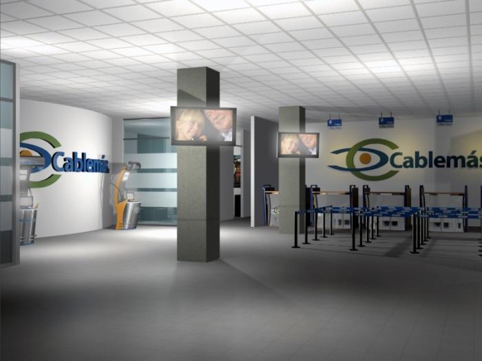 Remodelacion oficinas cablemas cuernavaca by erac olivares for Remodelacion oficinas