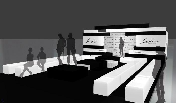Fashion Show Set Design By Bryan T At