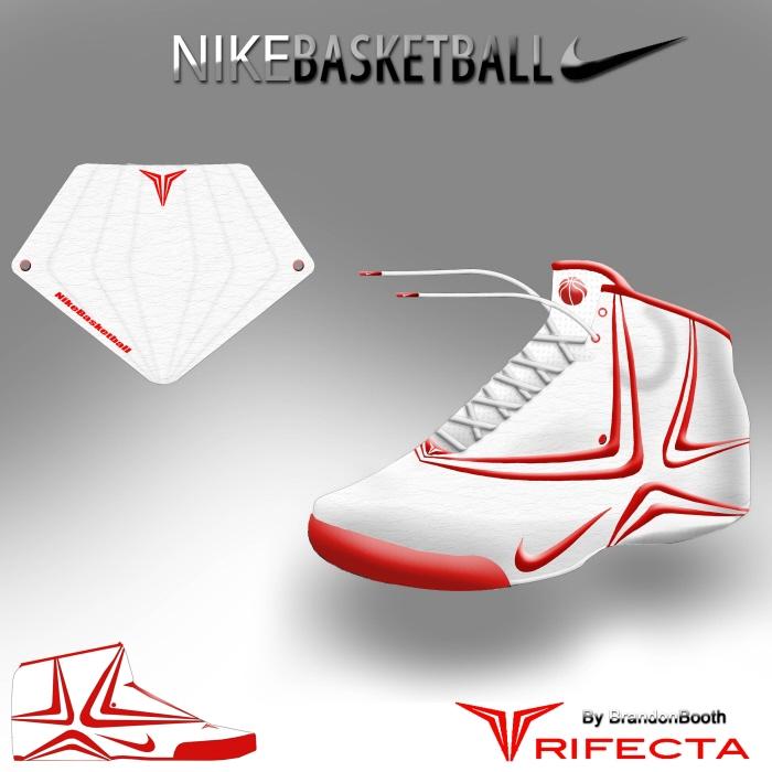 nike basketball concept
