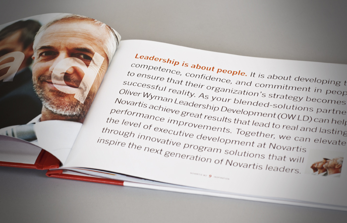 leadership development at novartis Prior to joining caredx, dr maag was president of novartis diagnostics based   conexio grew to be a world leader in the development of innovative products.