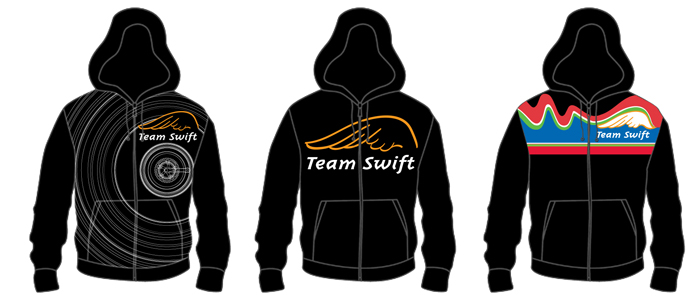 Team Swift by Shelly JM Larson | Jo Studio, Inc. at Coroflot.com