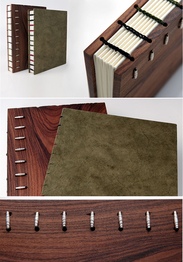 Book Binding Styles This Style of Book Binding Was