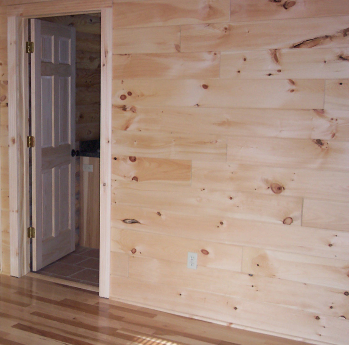 Tongue Amp Groove Pine Walls By Andy Goertzen At Coroflot Com