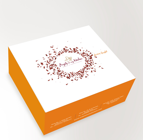 Cake Design Box : Packaging by Nabha Shetye at Coroflot.com
