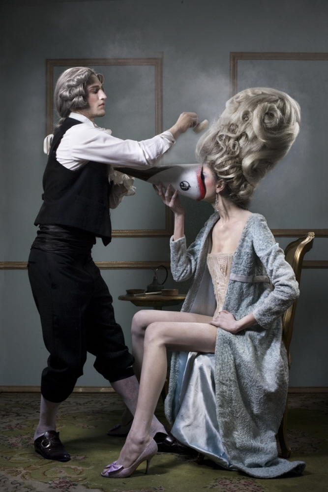 Rococo Styling By Martin Diez At Coroflot Com
