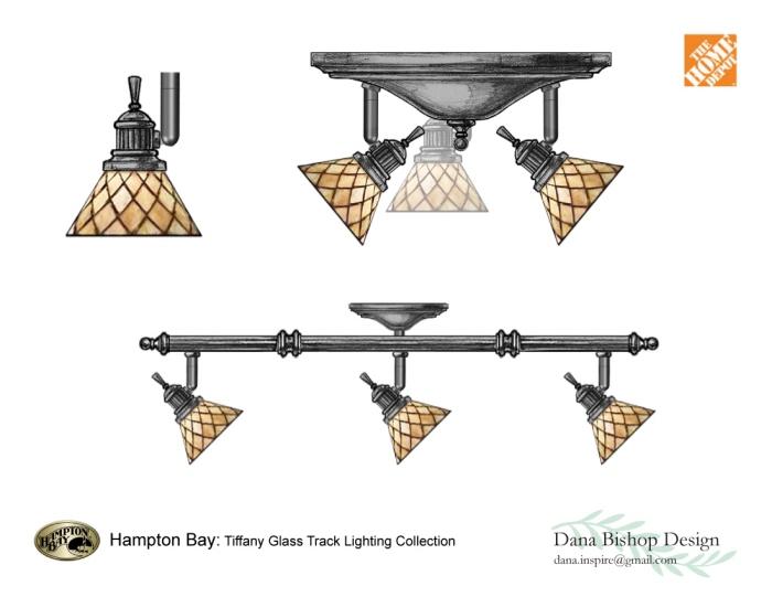Home depot track lighting by dana bishop at coroflot coroflot my account aloadofball Image collections