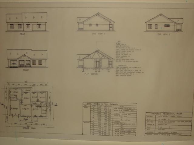 Nice House Plans In Uganda