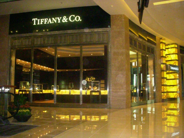 Tiffany Amp Co Dubai Mall By Misti Ward At Coroflot Com