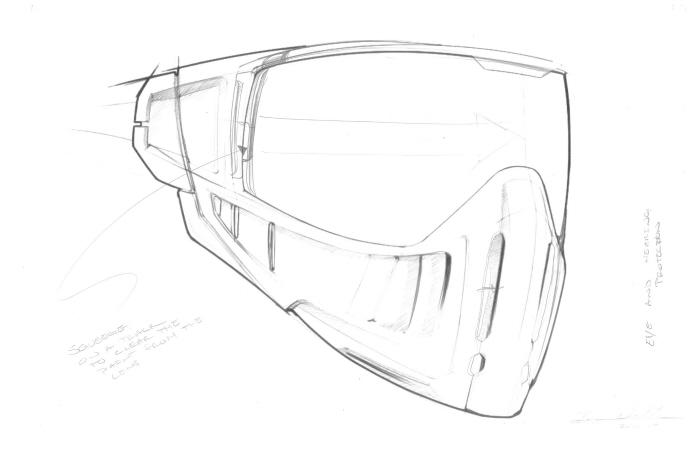 Sketching Samples By Bryan Washburn At Coroflot Com