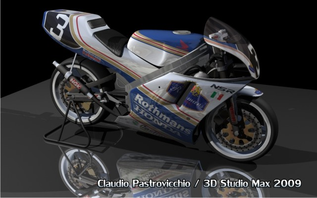 honda nsr 400 for - photo #30