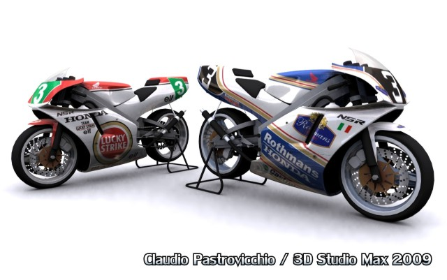 honda nsr 400 for - photo #32
