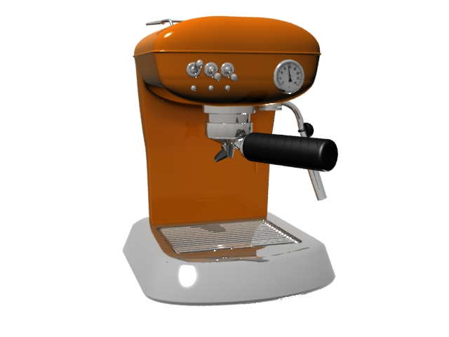 Retro Ascaso Coffee Maker by Maggie Ooi at Coroflot.com