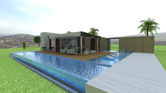 Arquitectura exterior by jose manuel carvajal at - Casa tipo loft ...