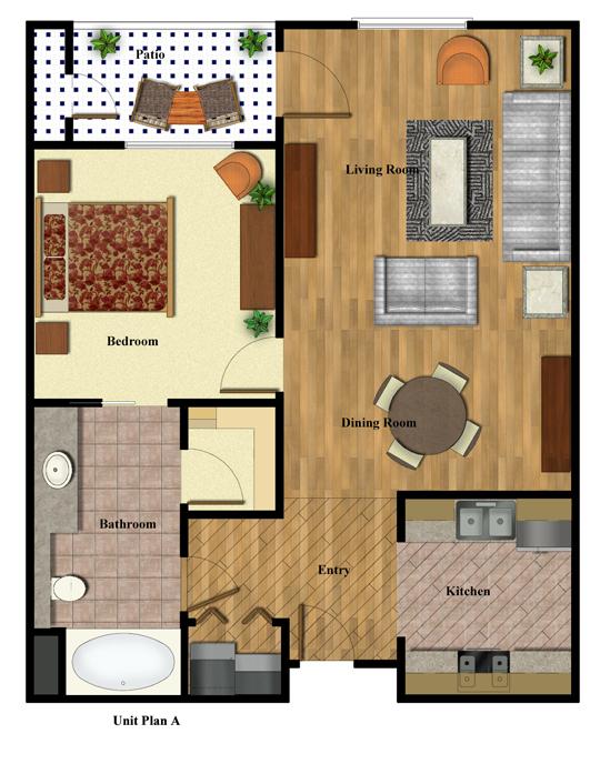 interior design by chun betty zhu at