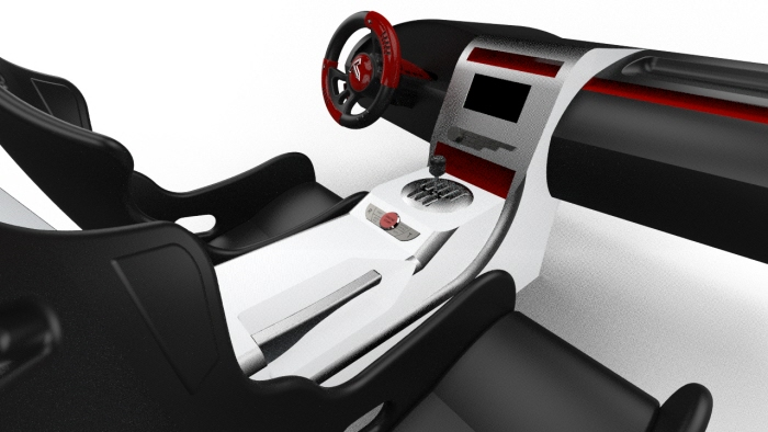 SSC Tuatara AB Interior Design Concept by Benjamin Cepeda ... - photo#21