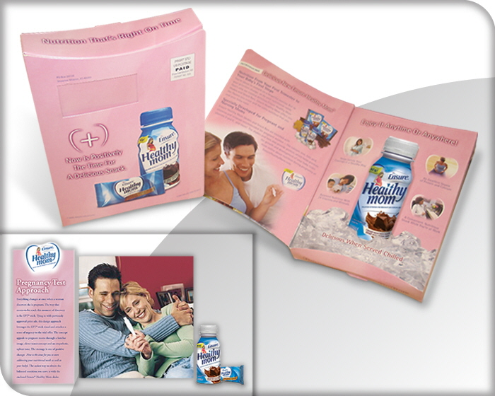 Procter gamble marketing concept