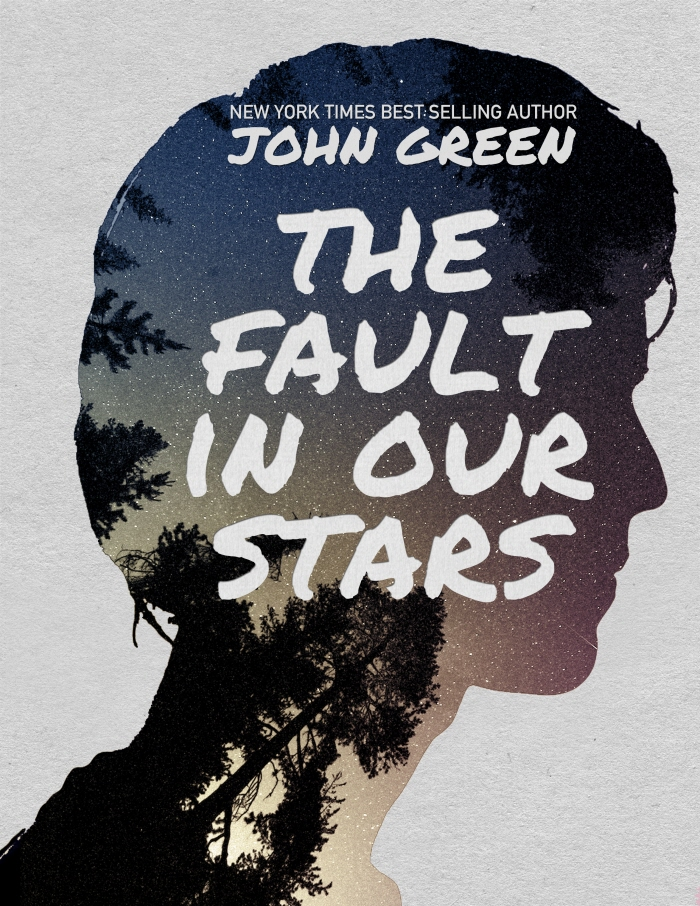 The Fault In Our Stars Book Cover Design | www.imgkid.com ...