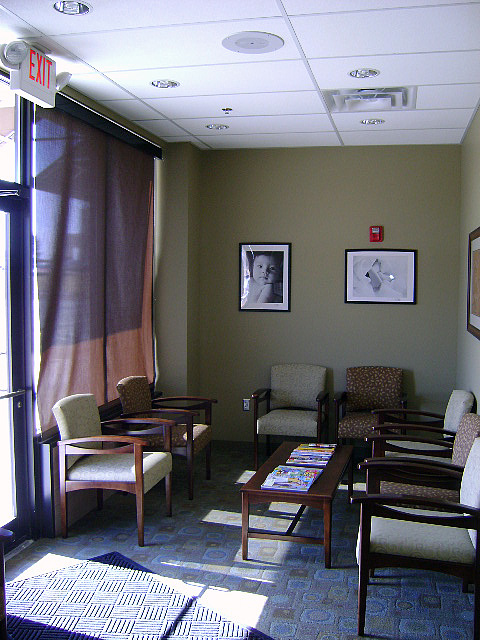 For Women Only Physicians Office By Kate Nichols At