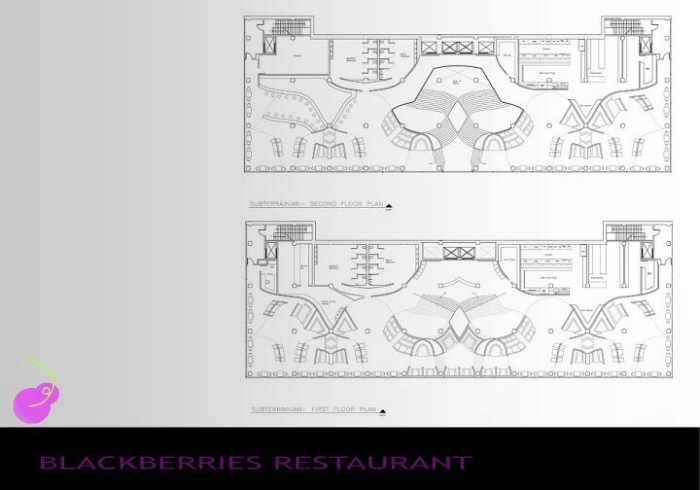 Harrington thesis project blackberries restaurant by