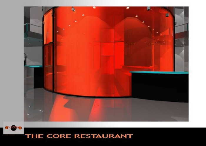 Harrington thesis project the core restaurant by mary