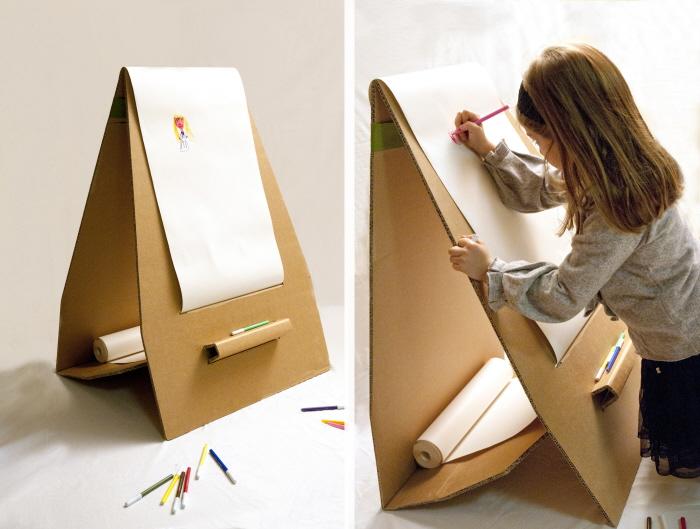 Поделки из картона - популярные идеи на фото. Инструкция как 17